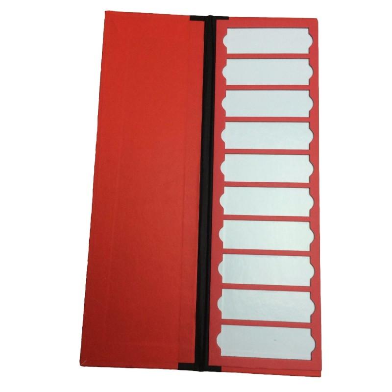 Microscope Slide Folder