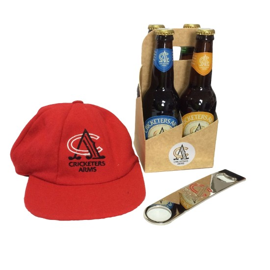 Promotional Beer Carry Pack Set