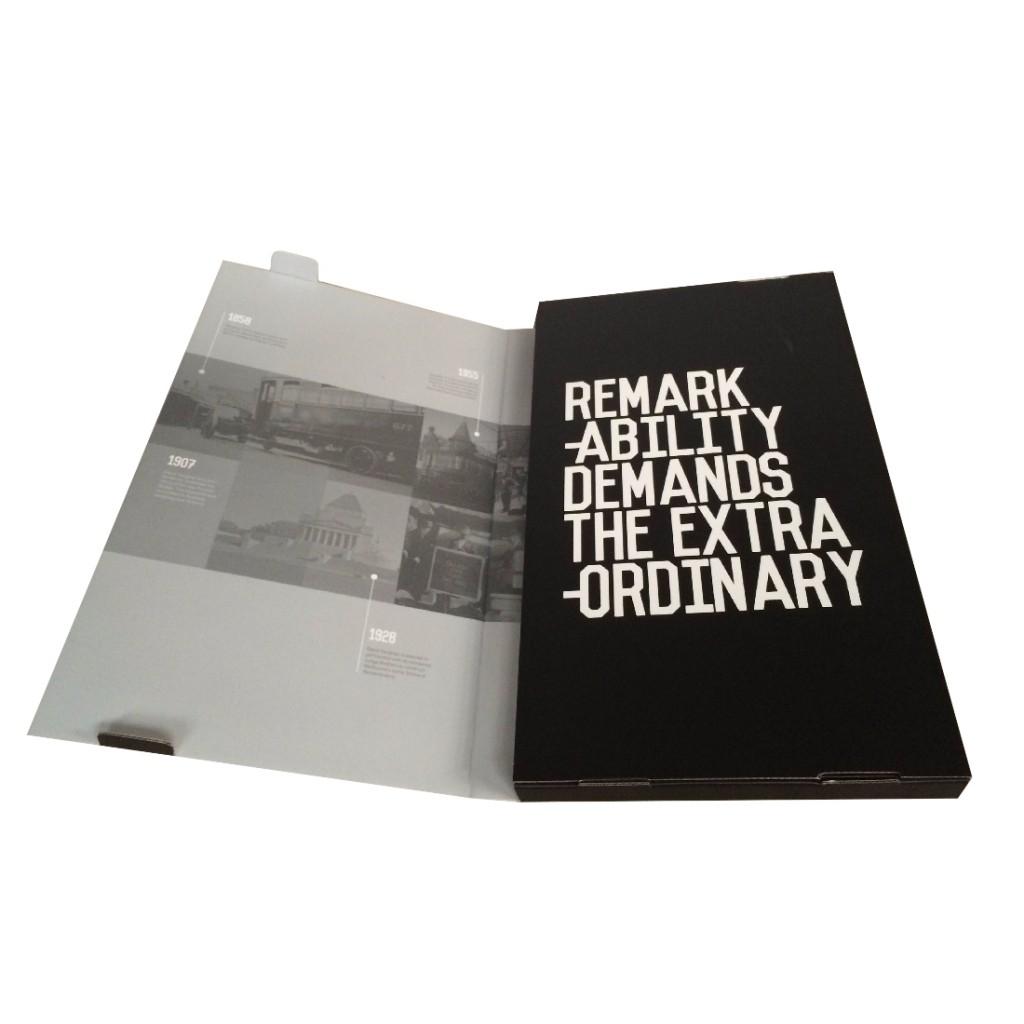Promotional Folder (Code DP-169)