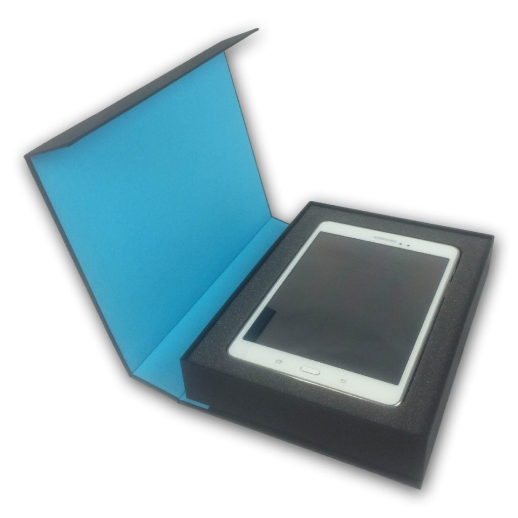 Elegant Ipad / Tablet Magnetic Gift Box