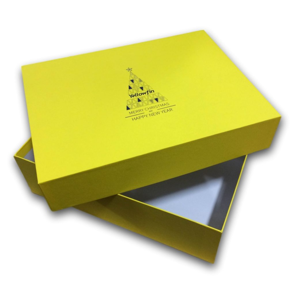 Decorative Gift Lid and Base Box