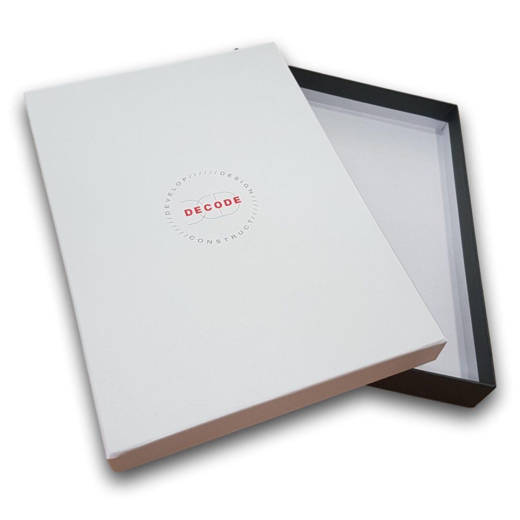 Short Run 2 Piece Printed Gift Box